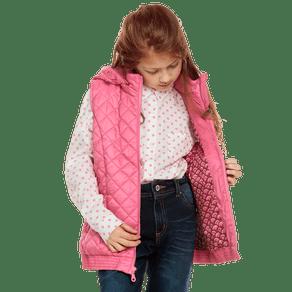 chaleco-para-nina-con-capota-mariblue-rosado-azalea-pink